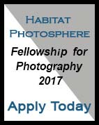 Habitat Photosphere Fellowship for Photography 2017. Apply Today