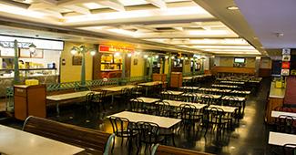 India Habitat Centre Food Court
