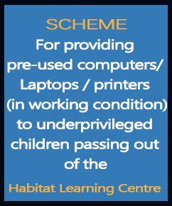 Scheme for providing pre-used computers/Laptops/printers